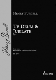 Te deum and jubilate - Purcell | Schott Music