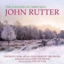 The Colours of Christmas - John Rutter | CD