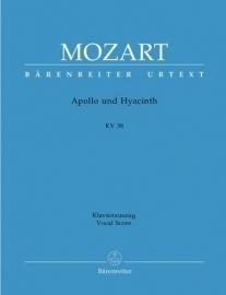 Apollo und Hyazinth KV38- Mozart | Barenreiter
