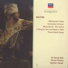 Belshazzar`s Feast | William Walton | CD