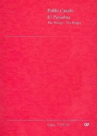 Die Krippe/El pessebre   - Casals