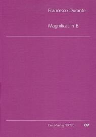 Magnificat B-Dur - Durante | Carus