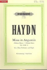 Nelson-Messe d-Moll Hob.XXII:11 -Haydn   Peters