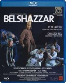 Händel -Belshazzar  | BLU-RAY