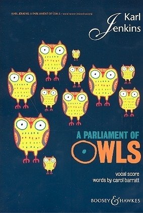 A Parliament of Owls - Karl Jenkins