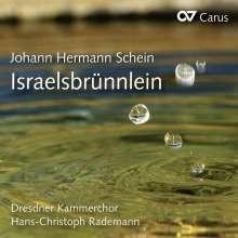 Israels Brünnlein 1623 - Schein | CD