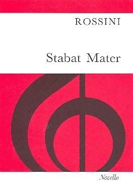 Stabat Mater - Rossini | Novello