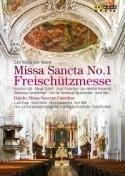 """Missa Sancta -NO.1 """"FREISCHÜTZMESSE"""" - Carl Maria von Weber   DVD"""