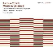 Gloria RV 589/ Missae & Litania- Vivaldi | CD