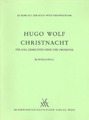 Christnacht - Hugo Wolf