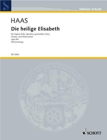 DIE HEILIGE ELISABETH - Joseph Haas