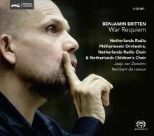War Requiem op.66- Britten | CD