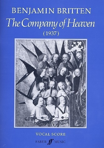 The Company of Heaven- Britten | Faber