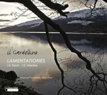 Lamentationes I & II - Zelenka | CD