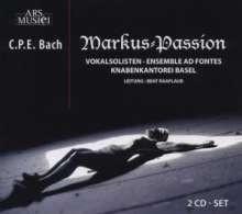 Markus Passion - C.P.E. Bach | CD