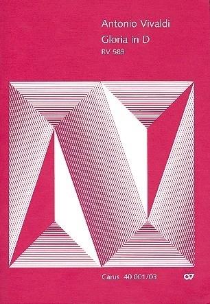 Gloria D-Dur RV589 - Vivaldi | Carus