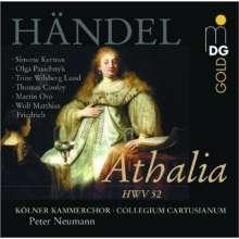 Athalia - Händel   CD