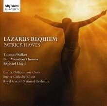 Lazarus Requiem - Patrick Hawes | CD
