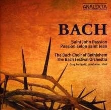 Johannes-Passion BWV 245 - Bach | CD
