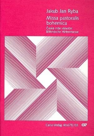 Missa pastoralis Bohemica - Ryba