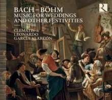 Bach & Böhm - Music for Weddings and other Festivities| CD