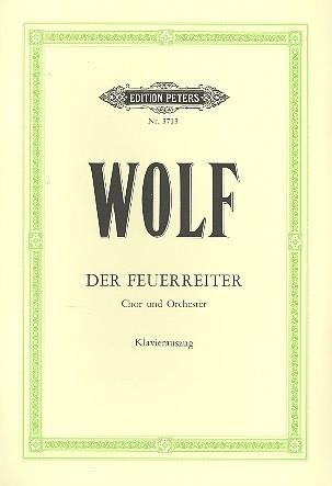 Der Feuerreiter - Hugo Wolf | Peters