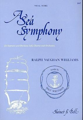 Symphony no.1 (A Sea Symphony)- Vaughan Williams