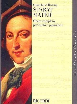 Stabat mater - Rossini | Ricordi