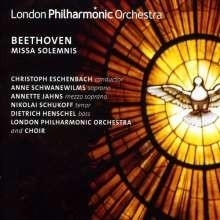 Missa Solemnis op.123- Beethoven   CD