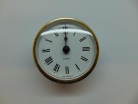 Insteek uurwerk 66 mm.