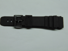 Siliconen band 21.7 mm. 10