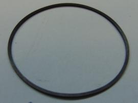 Vlakke O-ringen 0.5 mm. dik.