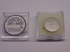 Citizen accu Eco Drive mod. 295-44