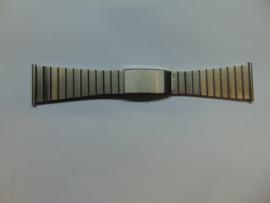 Stalen Stelux horlogeband