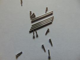 Pen voor klep duikersluiting