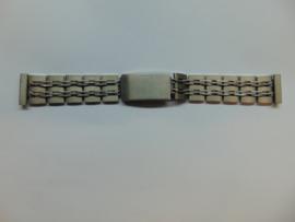 Stalen DBGM horlogeband