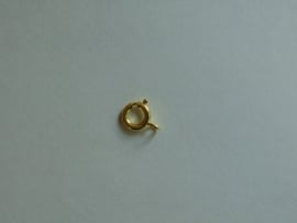 Double veerringen 5 mm.