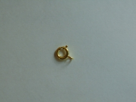 Double veerringen 6 mm.