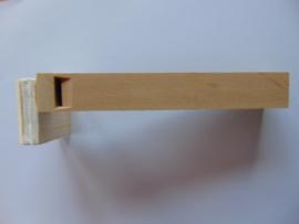 Koekoeksklok fluiten 15 cm. achter