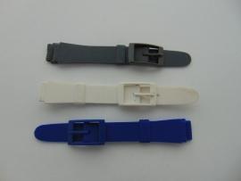 Kunststof horlogeband