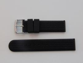 Siliconen horlogeband