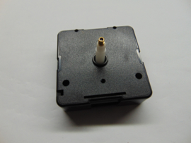 Junghans 838 quartz uurwerkjes aslengte 20.1 mm. extra sterk.