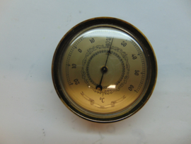 Inbouw thermometer 85 mm.