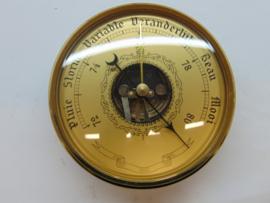 Barometerwerk 125 mm.