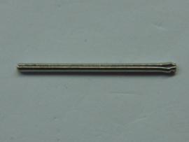 Splitpennen 0.9 mm. 3 stuks.