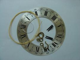 Cijferring voor Zaanse klok