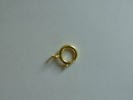 Double veerringen 11 mm.