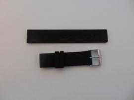 Gladde siliconen horlogeband