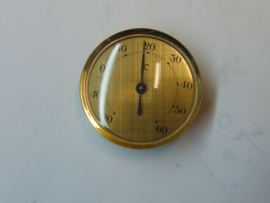 Inbouw thermometer 53 mm.