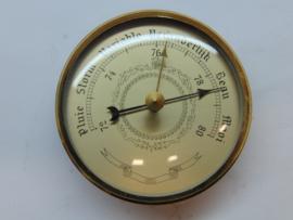 Barometer inbouwwerk 85 mm.